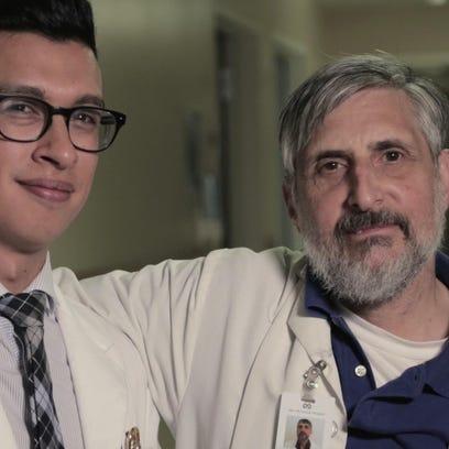 Dr. Fabian Alberto applauded for his achievements