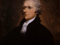 Alexander Hamilton is getting an honorary law degree in New York