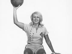 'Peps' was a women's hoops pioneer