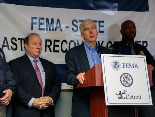 FEMA flood aid extension
