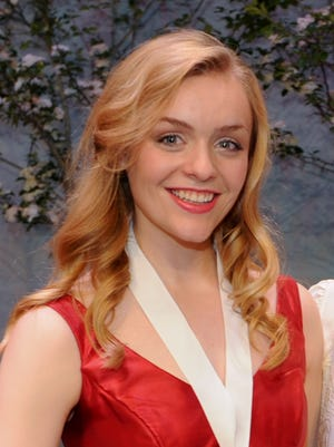 Rebecca Smith-Kingston won the 2016 Distinguished Young Women of York County contest along with several other awards.