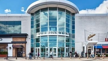 The Burlington Mall. [Courtesy image}