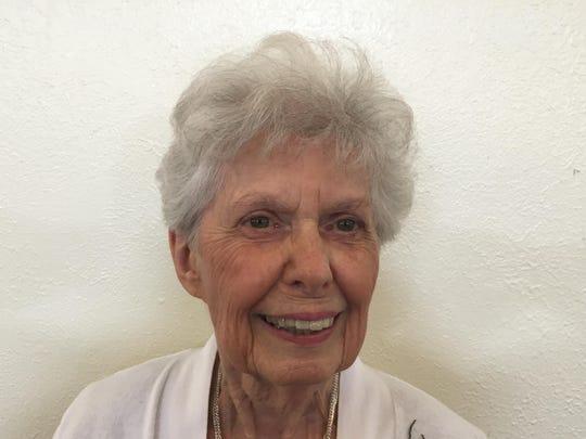 Marge MacPherson