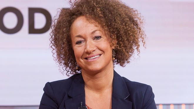 Former Spokane NAACP leader Rachel Dolezal appears on the 'Today' show.