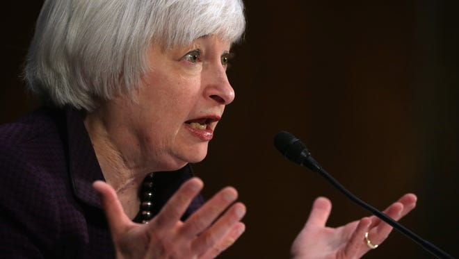 Federal Reserve Board Chair Janet Yellen is set to testify before the House Financial Services Committee Wednesday.