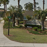 Royal St. Augustine subdivision in St. Augustine.
