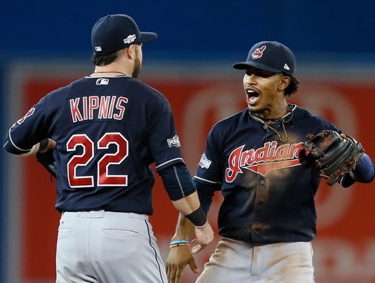 MLB: ALCS-Cleveland Indians at Toronto Blue Jays