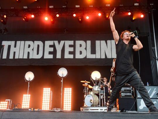 Stephan Jenkins of Third Eye Blind performs onstage