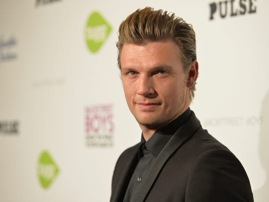 Backstreet Boys singer Nick Carter, along with Howie D and AJ McLean, will appear at Fanboy Expo.