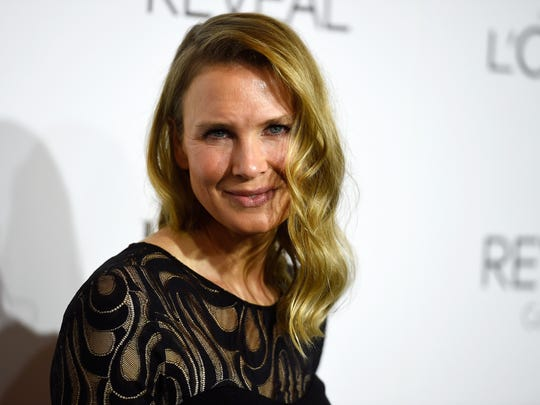 Renee Zellweger got everyone buzzing in October.