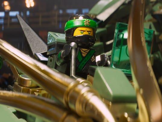 The Lego Ninjago Movie': 5 ways reality slams into the animated world