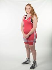 Taylor Davis, Heritage High School wrestling. Tuesday, March 27, 2018. 2018 News Sentinel Sports Awards