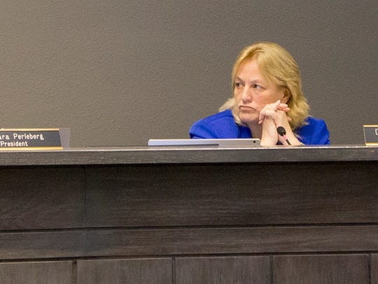 Scottsdale Superintendent Denise Birdwell was placed on paid leave Feb. 21.