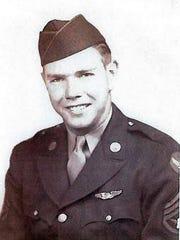 U.S. Army Staff Sergeant William Turner of Nashville