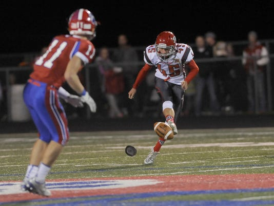 Johnstown 24, Licking Valley 7