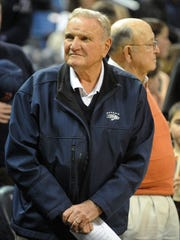 Dick Trachok, who still has an office at Nevada, was one of the school's three athletic directors over a 53-year period.