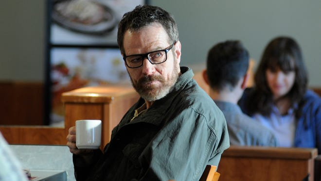 Walter White (Bryan Cranston) heads for the series finale of 'Breaking Bad' Sept. 29 on AMC.