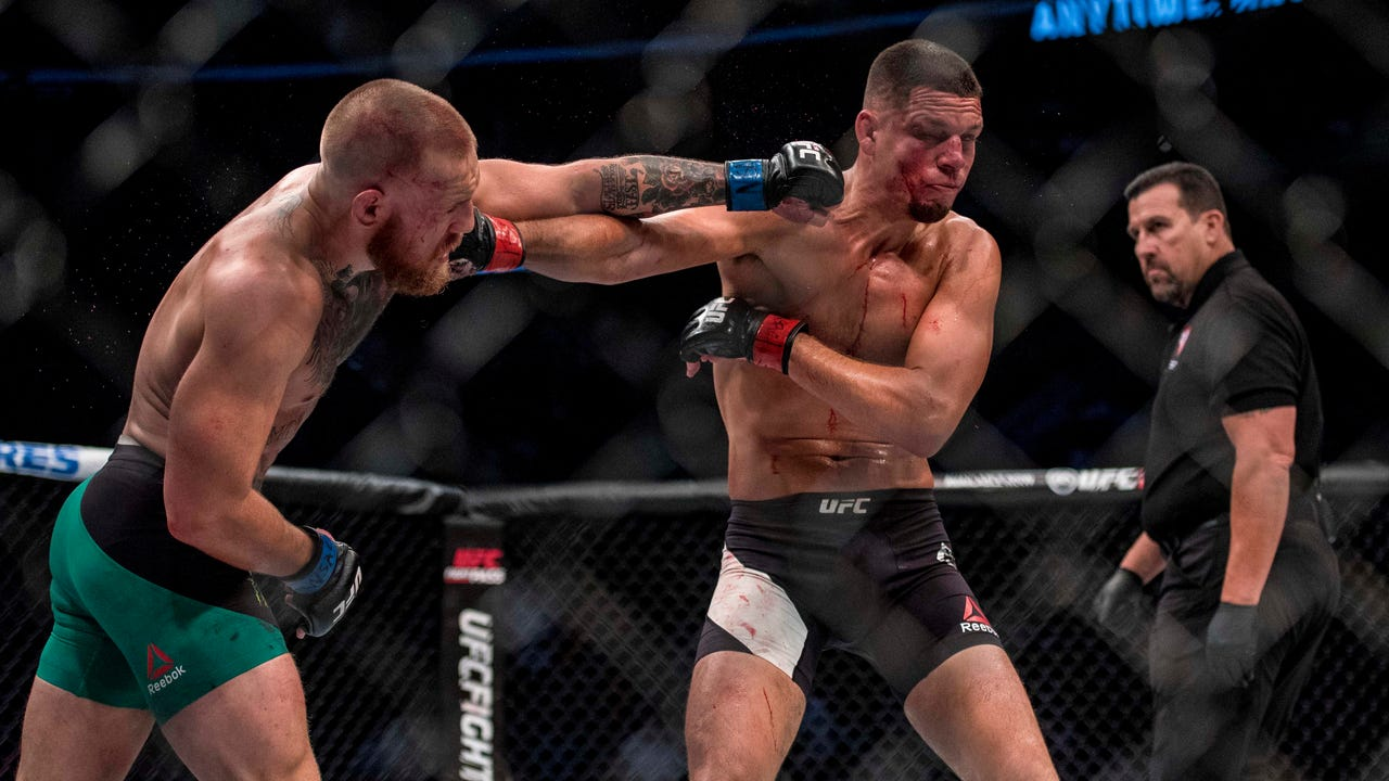 MMAjunkie's John Morgan discusses the epic fight between Conor McGregor and Nate Diaz, and much more in deciphering what really mattered.