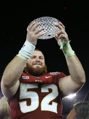 Former Florida State star Bryan Stork is in his first