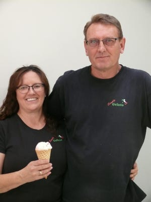 Susan and Scott Johnson are ready to make your summer a lot cooler with their Simply Gelato shops in Cocoa Beach and Cocoa Village.