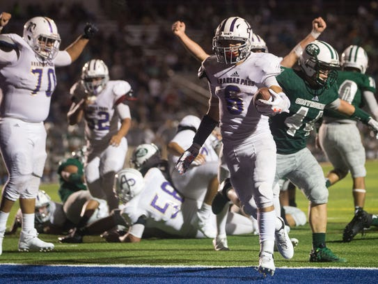 After edging rival Ingleside 21-20 on Friday, Aransas Pass was named the Class 4A Army Values School of the Week on Monday by Dave Campbell's Texas Football.