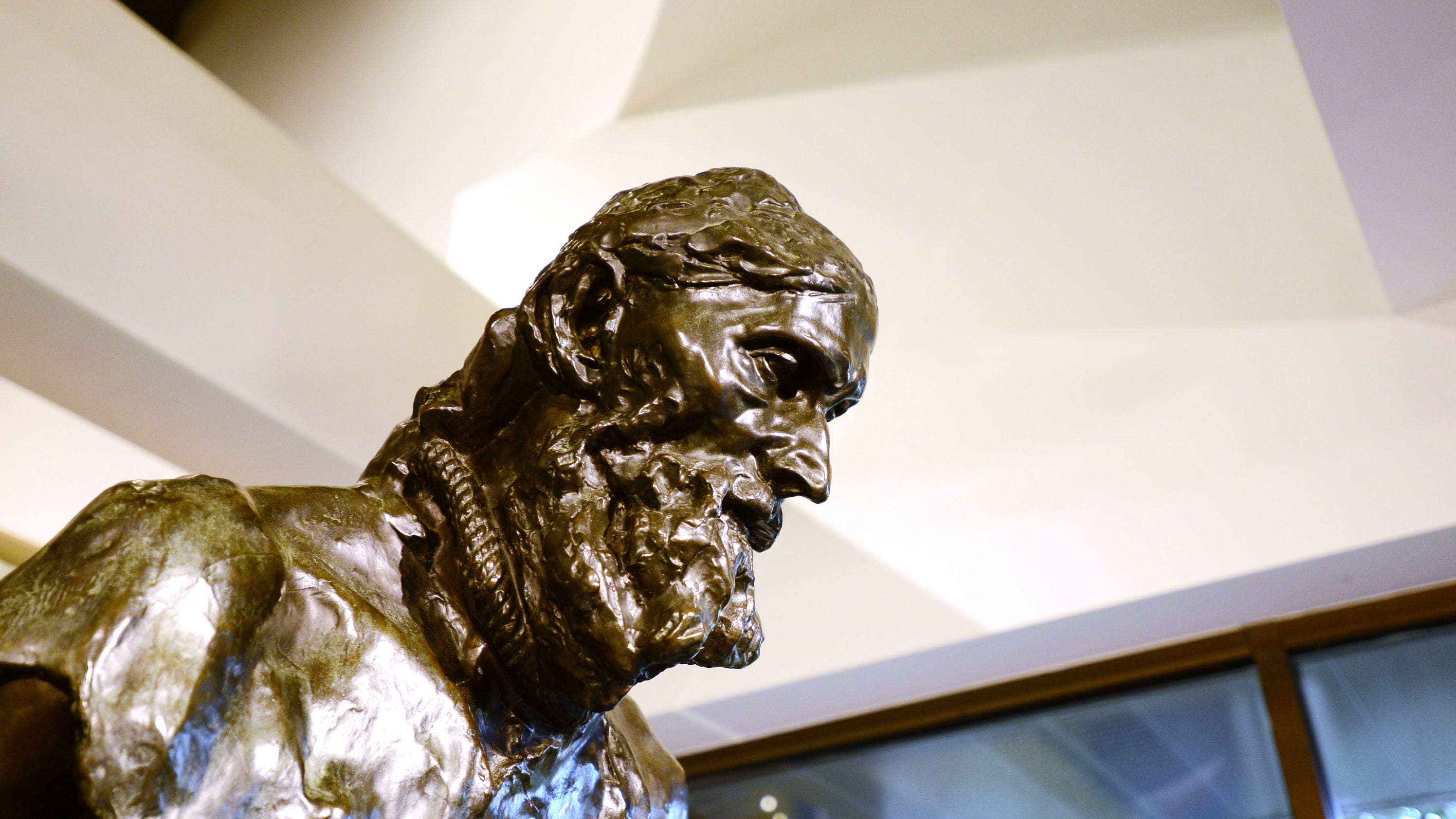 Rodin Sculpture Is A Rare Opportunity For Mid Valley