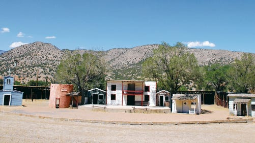 The New Mexico Department of Cultural Affairs announced a project to preserve the Lincoln Historic Site, home to some of the most significant Territorial Period structures in the state.