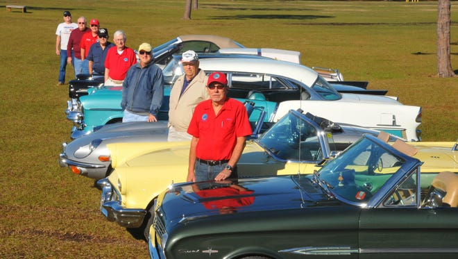 """The """"Celebration of Cars, Antique to Modern"""" will be held at Wickham Park in Melbourne on March 5."""