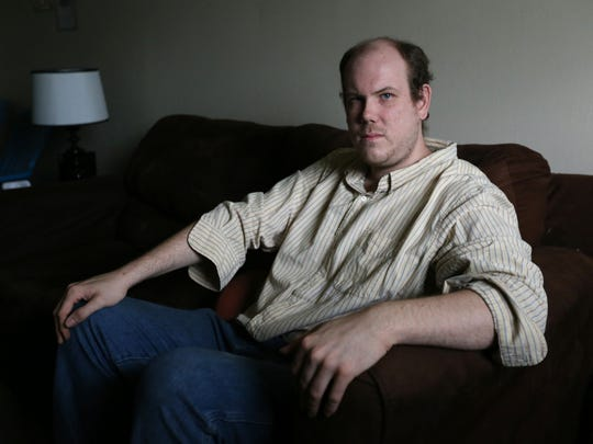 Daniel Kaliszewski recently obtained insurance through the federal exchange, which he could only afford with a subsidy. He could lose his subsidy, depending on the Supreme Court's ruling expected next month.