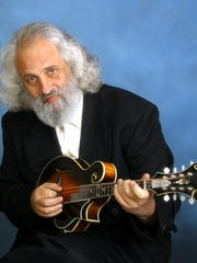David Grisman performs Sept. 15 at the Corning Museum of Glass.