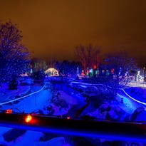Love the holidays? Here are some light displays to visit in central Wisconsin
