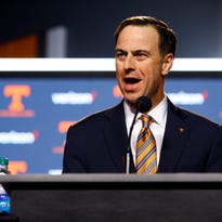 What we know about Tennessee Vols coaching search from John Currie texts, emails