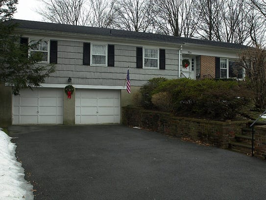 Home at 4 Berkley Circle in Eastchester where Archie