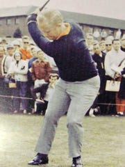 Jack Nicklaus is about to take a swing at the Mark