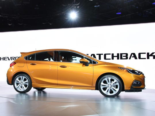 Chevy To Offer Diesel Version Of Cruze Hatchback