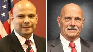 Just five votes separated Peter Vazquez and Bob Zinck  in the Republican primary for the 138th state Assembly seat.