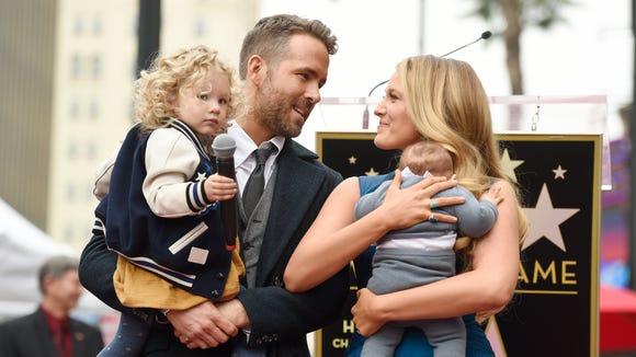 Ryan Reynolds, father ...