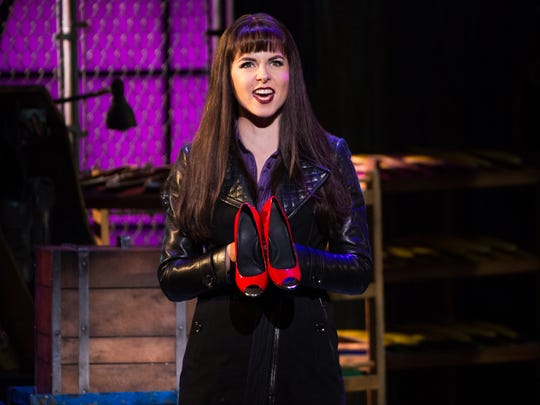 """""""Kinky Boots"""" is part of the 2016-2017 season of Broadway Across America."""