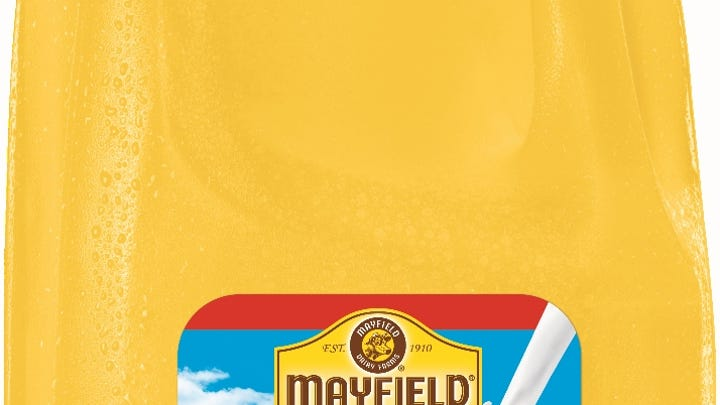 Walmart stops selling Mayfield Milk