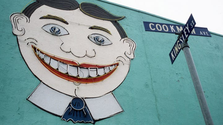 Tillie of Asbury Park: The story behind the iconic smiling face mural