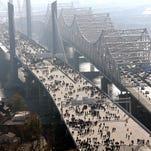 Bridge of 'hopes, dreams' lures huge crowd