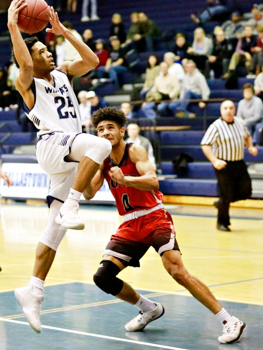 Dover vs Dallastown boys' basketball