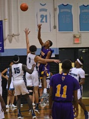 Airline vs Byrd basketball Tuesday at Airline.