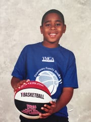 Basketball was a passion for Kelan Martin even at a