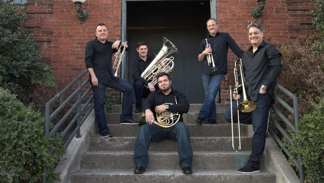 Boston Brass.