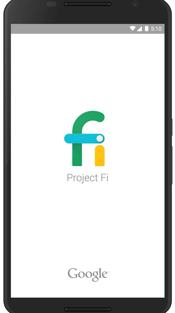 Project Fi i supposed to put you on the best available