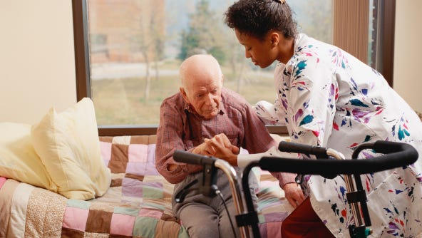 Palliative care can provide relief to patients with serious illnesses.