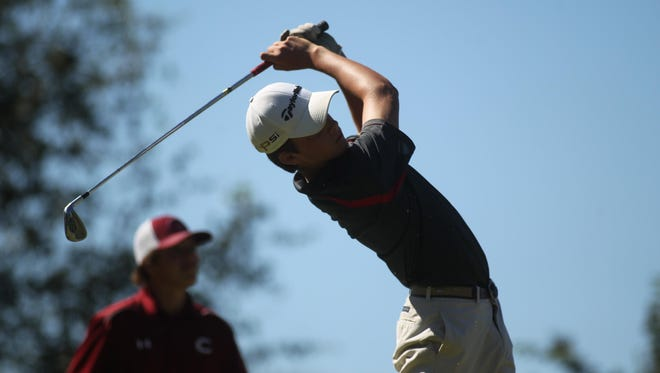 Leon freshman Ben Williams captured a District 1-3A title on Tuesday at Seminole Golf Course, shooting an even par round of 72 to win by two strokes.