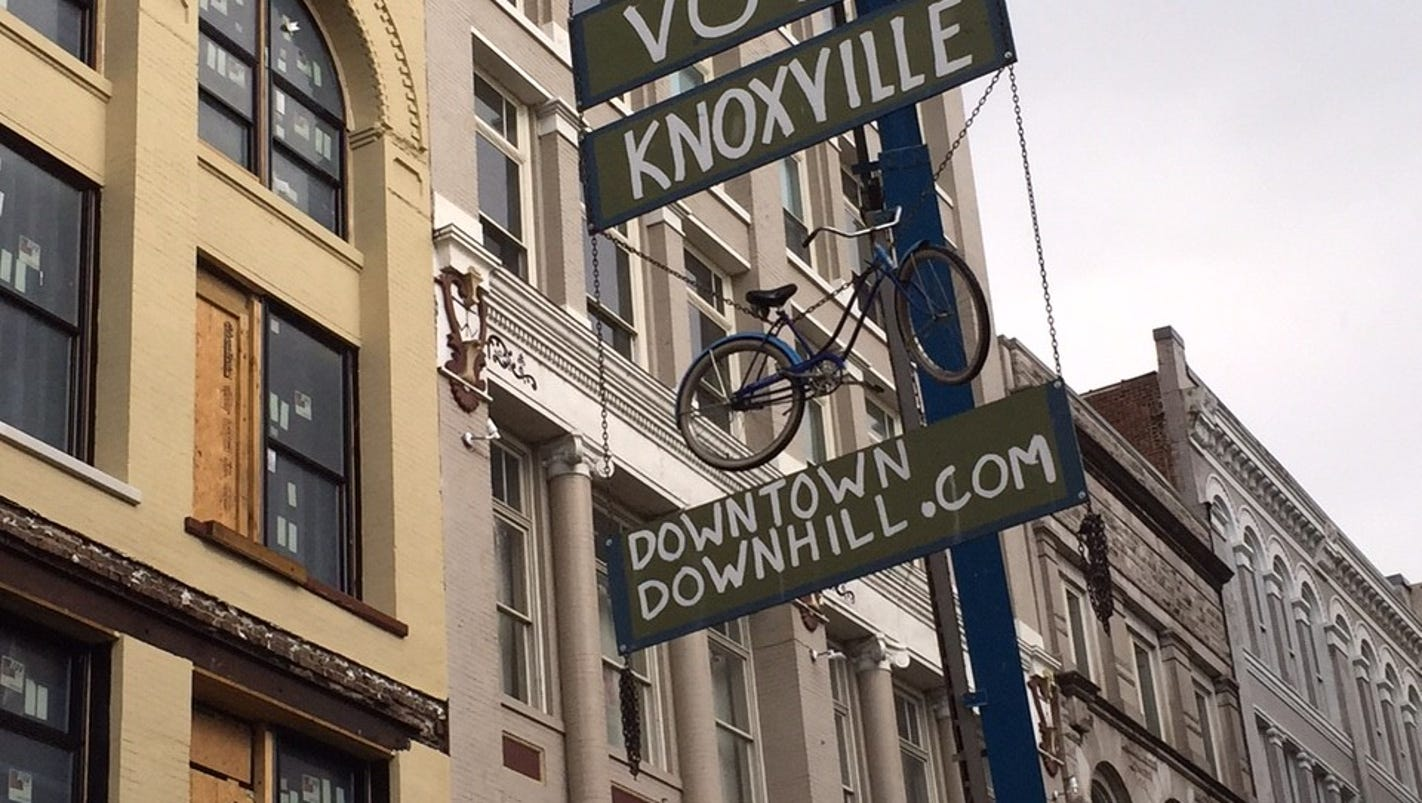 Knoxville campaign hits the road for 100k to build bike trail for Can you build a house for 100k