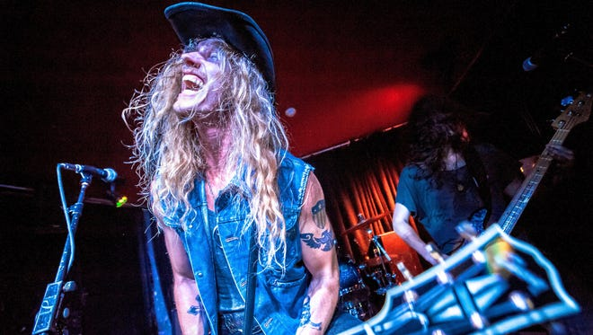 Ace electric guitarist and East Troy native Jared James Nichols headlines Shank Hall Thursday.